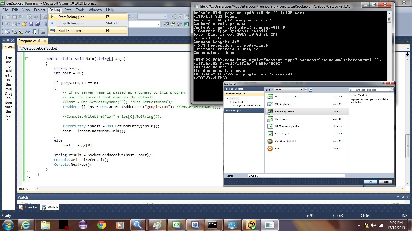 Visual Studio C# NUnitTest Primer Tutorial   Robert
