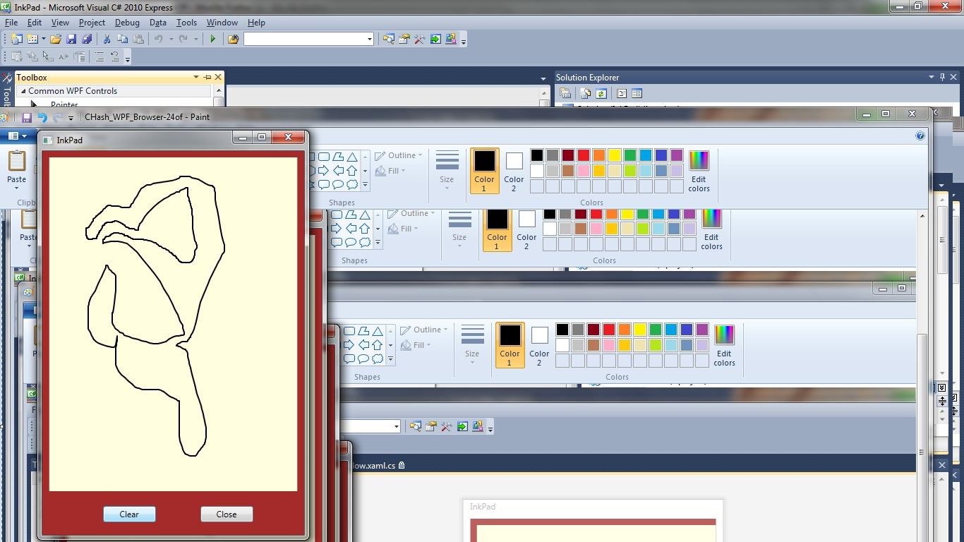 Creating a drawing c application by using wpf tutorial robert creating a drawing c application by using wpf tutorial baditri Gallery