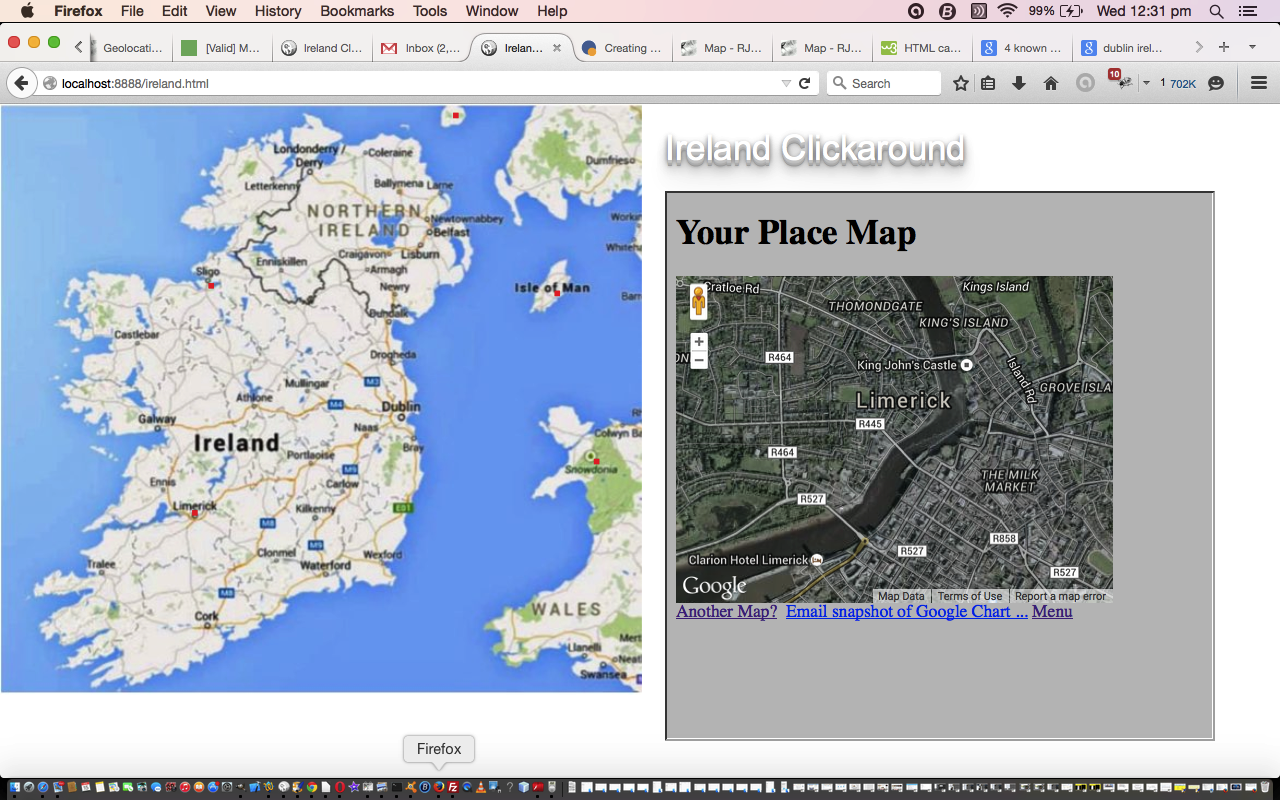 HTML5 Canvas Map Clickaround Primer Tutorial