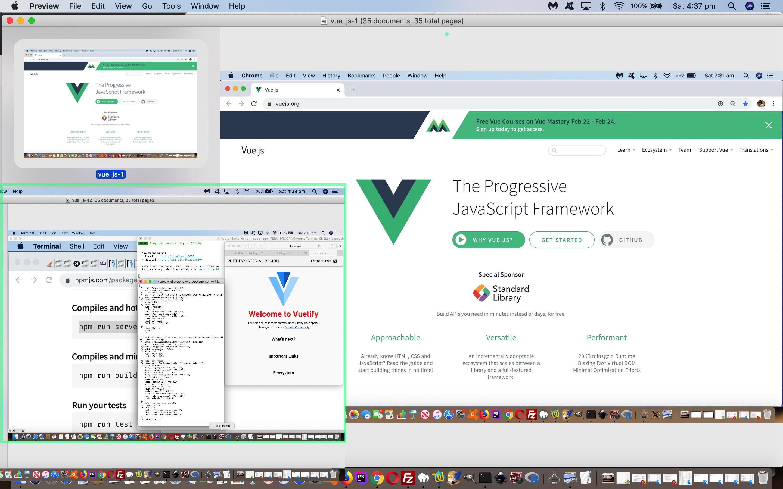 Vue.JS Javascript Framework Primer Tutorial