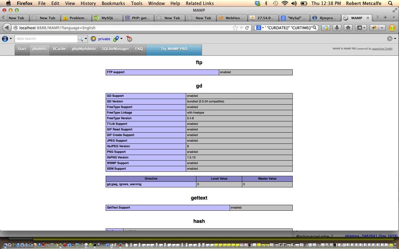 Apache/PHP/MySql Configuration Primer Tutorial Slide 1 of 29