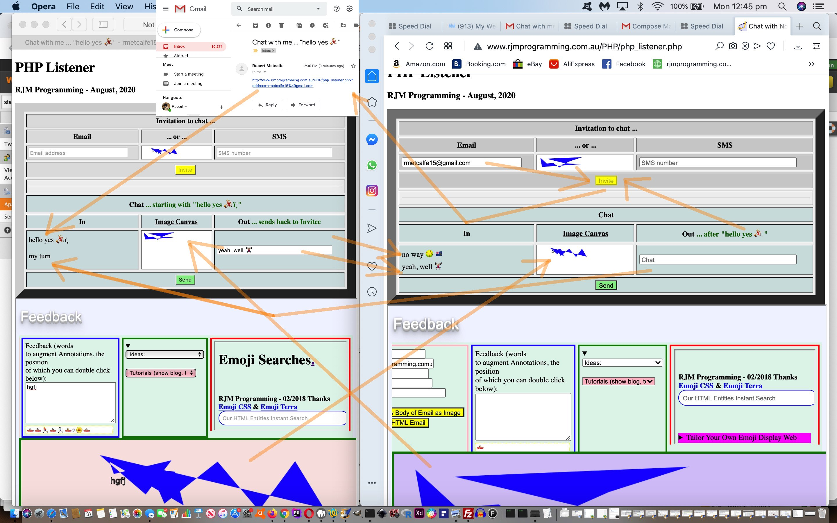 Chat No Sockets Emoji Tutorial