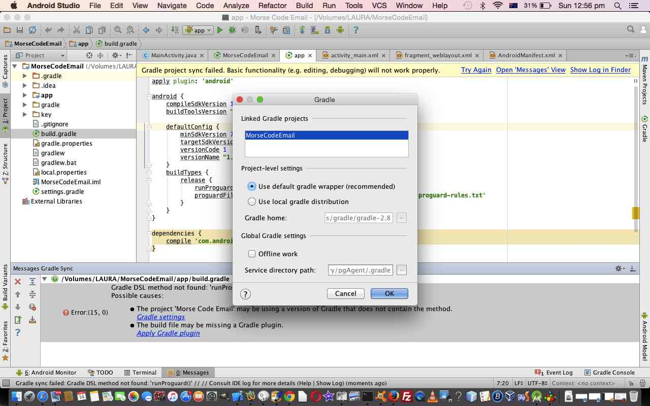android studio macosx Slide 1 of 52
