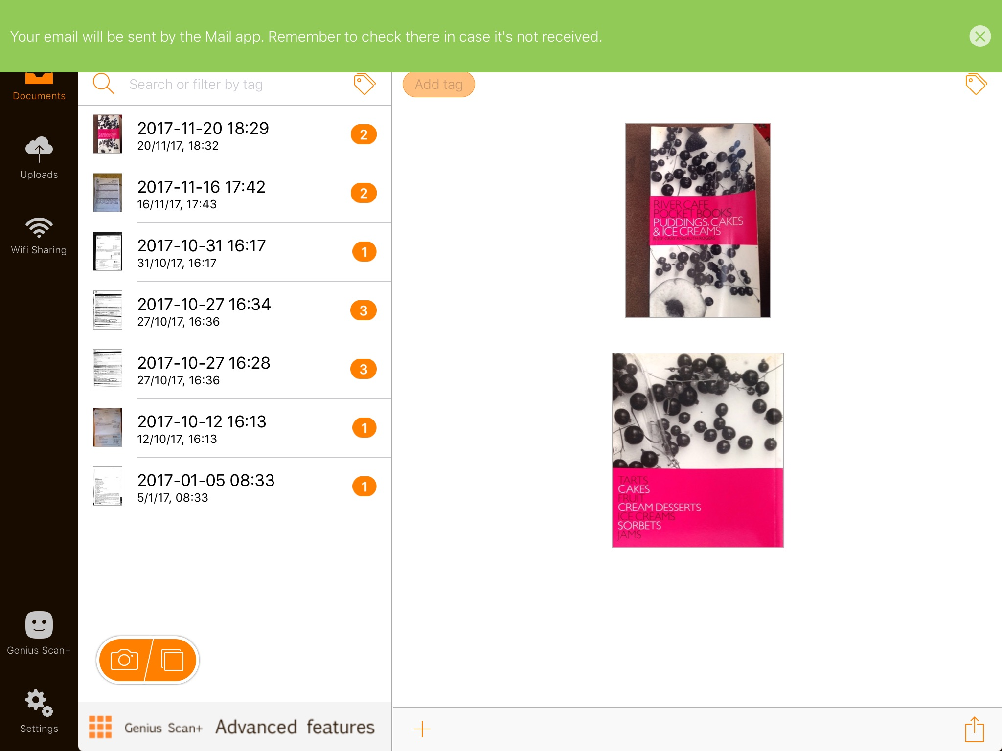 Free PDF Scanner App for Android Devices