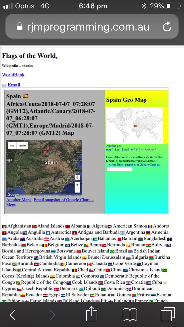 Google Geo And Map Chart Co Ordinate Mobile Tutorial